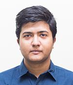Mechanical Engineering graduate student Mohammad Jaman