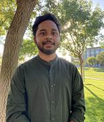 Mechanical Engineering graduate student Pulkit Sagar