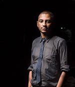 Mechanical Engineering graduate student Sourov Kumar Mondal