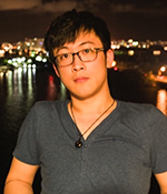 Mechanical Engineering graduate student Ziqi Liu
